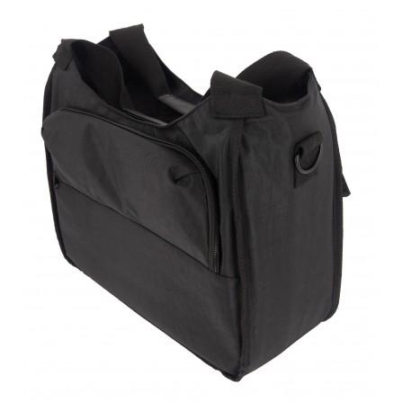 Sacoche arrière shopping fixation porte bagages