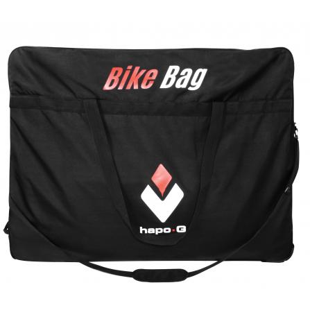 Housse transport vélo + roulette